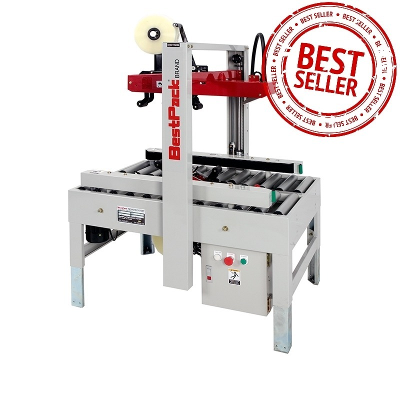 random manual case sealers